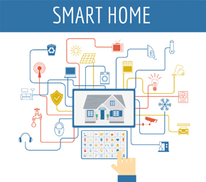 Smart Homes Energy Management
