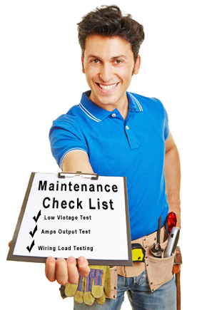 electrical maintenance commercial property