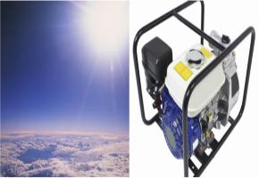Solar Power versus Generator - the Choice