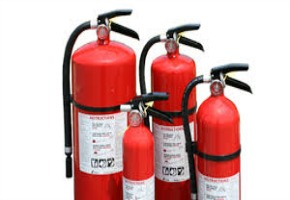 Fire Extinguishers Safe for the Home