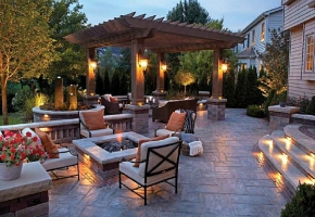 Brighten Your Property with Landscape Lighting